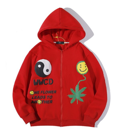One flower leads to another hoodie